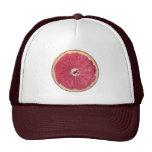 Juicy Red Grapefruits Mesh Hat