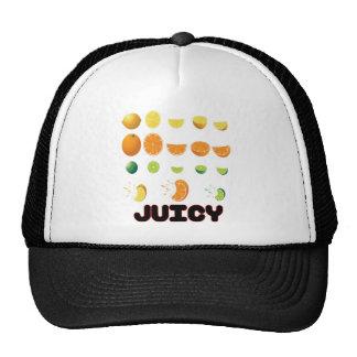 Juicy Red Mesh Hat