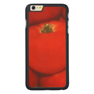 Juicy Red Homegrown Garden Tomatoes Carved® Maple iPhone 6 Plus Slim Case