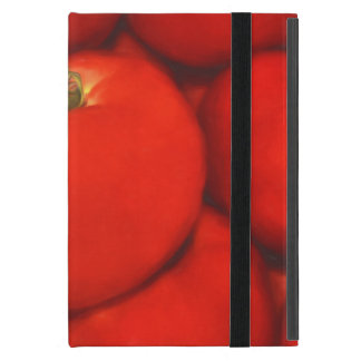 Juicy Red Homegrown Garden Tomatoes iPad Mini Cases