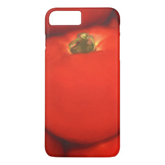 Juicy Red Homegrown Garden Tomatoes iPhone 7 Plus Case