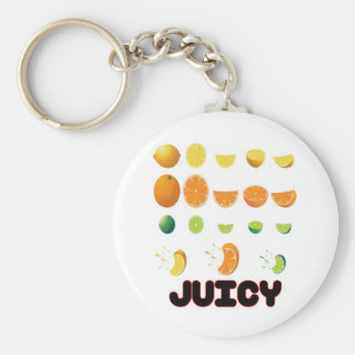 Juicy Red Keychain