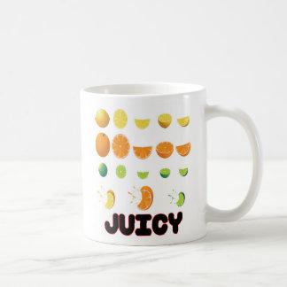 Juicy Red Mugs