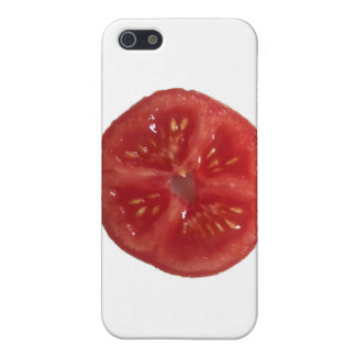 Juicy Red Tomato Cover For iPhone SE/5/5s
