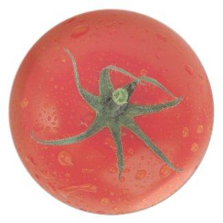 Juicy Tomato Party Plates
