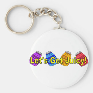 Juicy Treat! Keychain