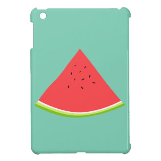 Juicy Watermelon Slice iPad Mini Cases