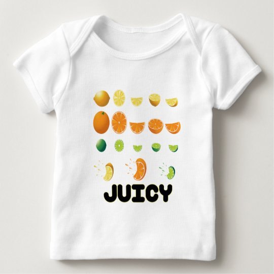 Juicy Yellow Baby T-Shirt