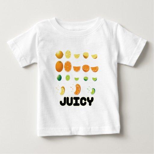 Juicy Yellow Baby T-Shirt