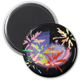 Juillet Japonais (Japanese July) Magnet