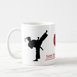 Jujutsu Chart Coffee Mug