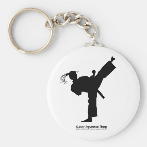 Jujutsu Girl and Chart Key Chains