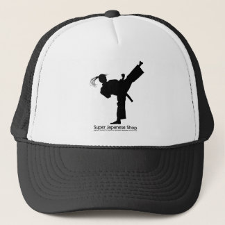 Jujutsu Girl and Chart Trucker Hat