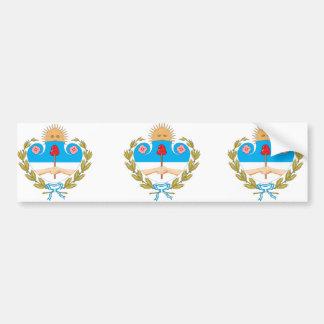 jujuy, Argentina Bumper Sticker