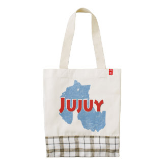 Jujuy Zazzle HEART Tote Bag