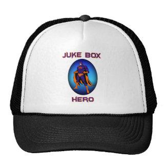 Juke Box Hero! Mesh Hats