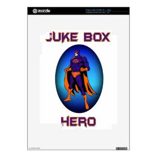 Juke Box Hero! iPad 2 Skin