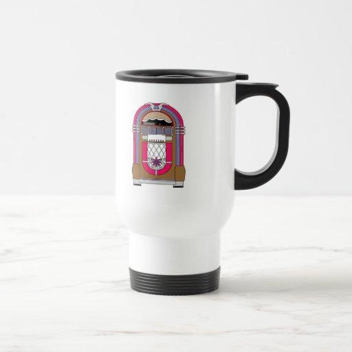 juke box mug