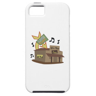 Juke Joint Building iPhone 5 Cover
