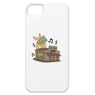 Juke Joint Building iPhone 5 Covers