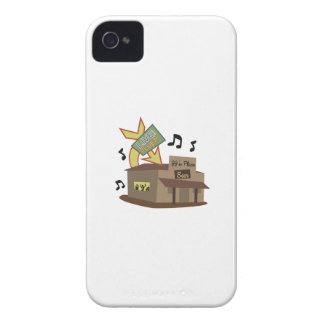 Juke Joint Building Case-Mate iPhone 4 Case