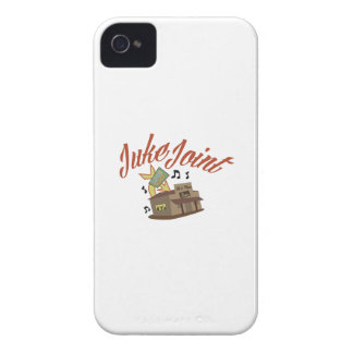 Juke Joint iPhone 4 Case-Mate Cases
