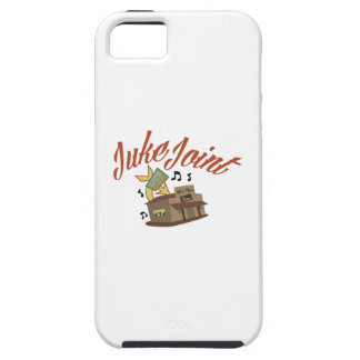 Juke Joint iPhone 5 Cover
