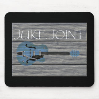 Juke Joint Retro Sign Mouse Pad