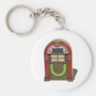 Jukebox102111 Keychain