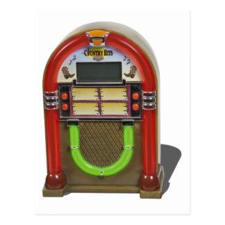 Jukebox102111 Tarjeta Postal