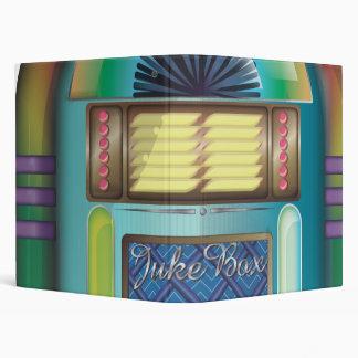 JukeBox 3 Ring Binder