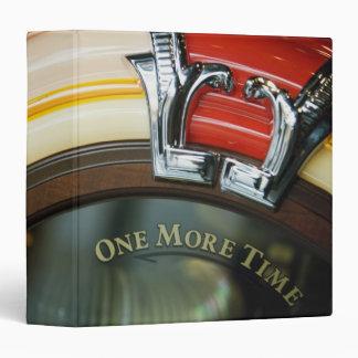 Jukebox 3 Ring Binders