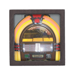 Jukebox box