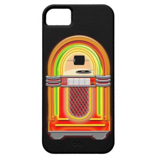 Jukebox iPhone 5 Case