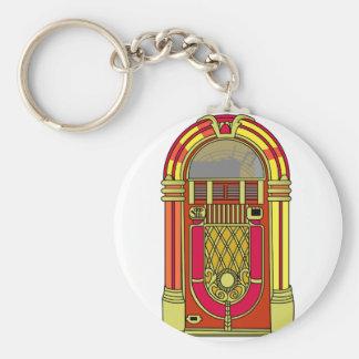 Jukebox Keychain