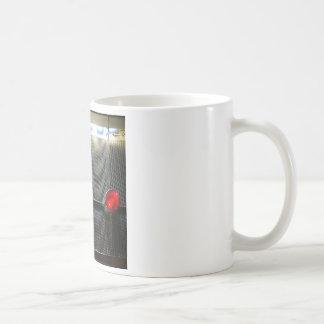 Jukebox Basic White Mug