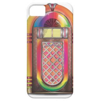 JukeBox MultiColor cartoon iPhone SE/5/5s Case