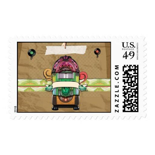 Jukebox Postage