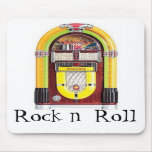 jukebox, Rock n  Roll Mouse Pads