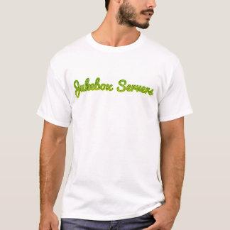 Jukebox Servers T-shirt