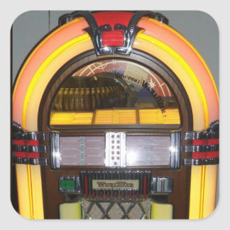 Jukebox stickers