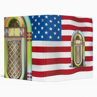 JukeBox USA Binders