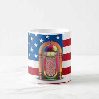 JukeBox USA Magic Mug
