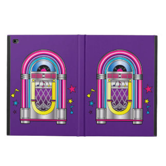 Jukebox with Notes and Stars Powis iPad Air 2 Case