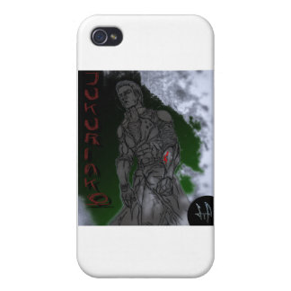 Jukurenko 2 iPhone 4 cover