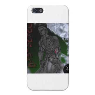 Jukurenko 2 iPhone SE/5/5s cover