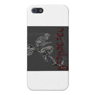 Jukurenko iPhone SE/5/5s Cover