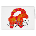Julbocken the Swedish Yule Goat Gifts Cards