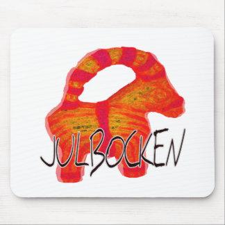 Julbocken the Swedish Yule Goat Gifts Mouse Pad