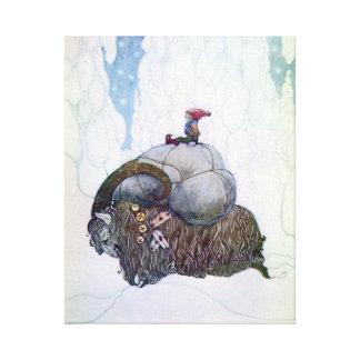 Julebukking - cabra sueca del navidad de Juan Lona Estirada Galerías